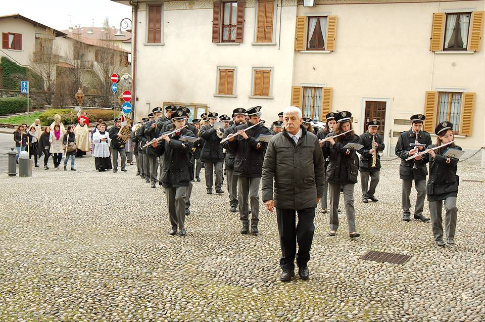 MADONNA ADDOLORATA - Almenno San Salvatore