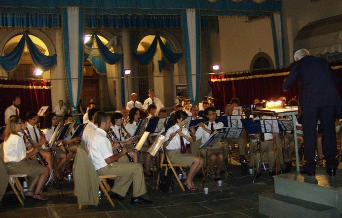 Santa Caterina - Concerto