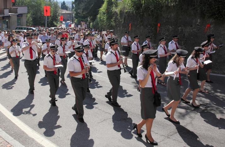 Processione - Almenno San Salvatore