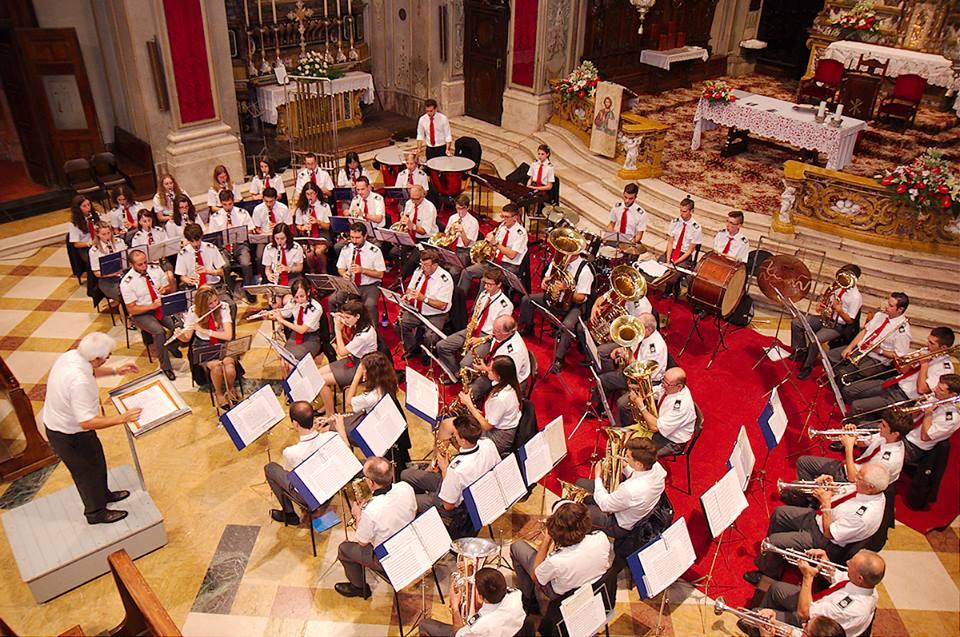 Concerto ad Almenno S. S.