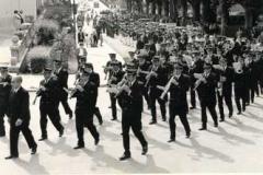 Le prime processioni